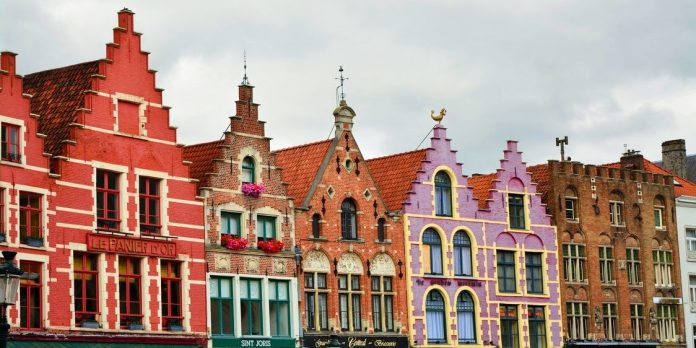 Bruges – the prettiest town in Europe