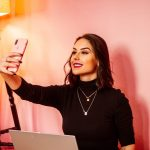 Social media impact: an obsession with glowing up