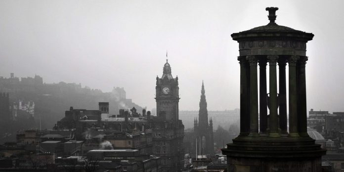Edinburgh, Scotland, one of the best travel destinations