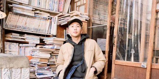 namjoon books
