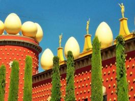 Dalí's Theatre-Museum in Figueres