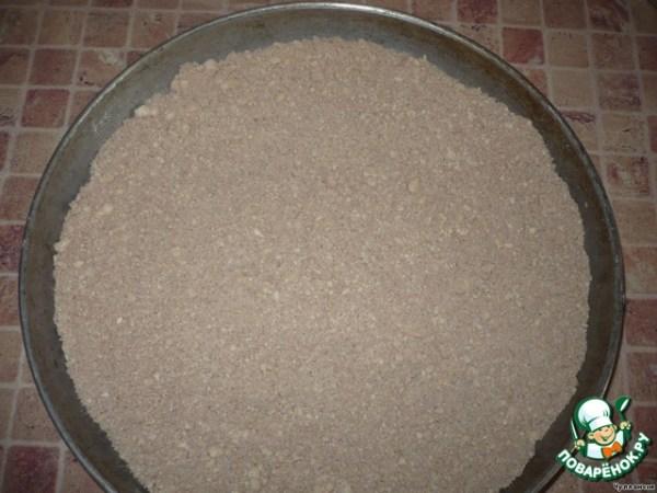 Королевская ватрушка с какао - кулинарный рецепт