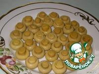 """Салат """"Грибная поляна"""" - кулинарный рецепт"""