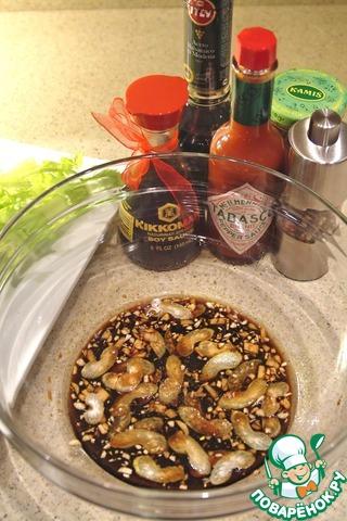 Куриные крылья в кисло-сладком соевом соусе – кулинарный ...