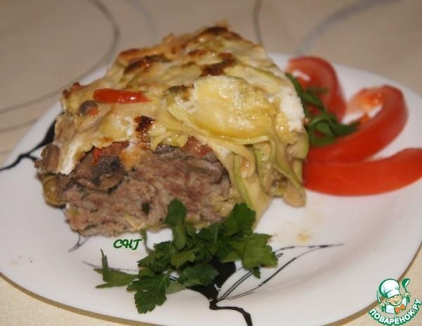 Запеканка с кабачками – кулинарный рецепт
