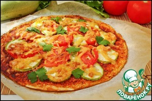 Recept: Pizza Primaver