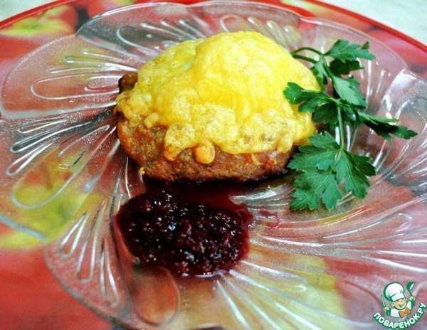 """Блюдо-закуска """"Ласточкино гнездо"""" – кулинарный рецепт"""