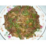 Свинина с фасолью - кулинарный рецепт