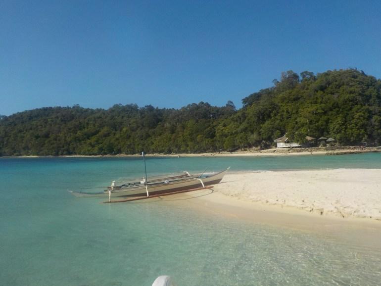 Prázdne filipínske pláže