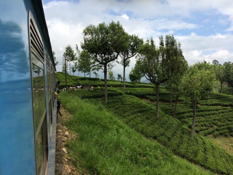Výhľady z vlaku