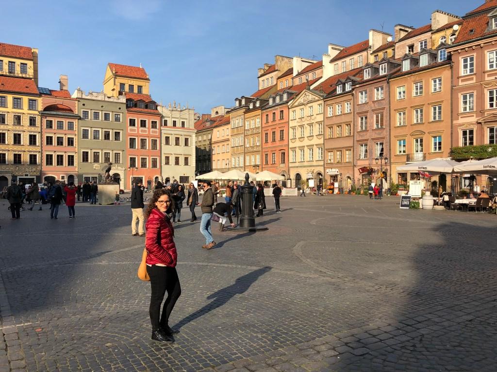 Varšava, Staré mesto, Hlavné námestie