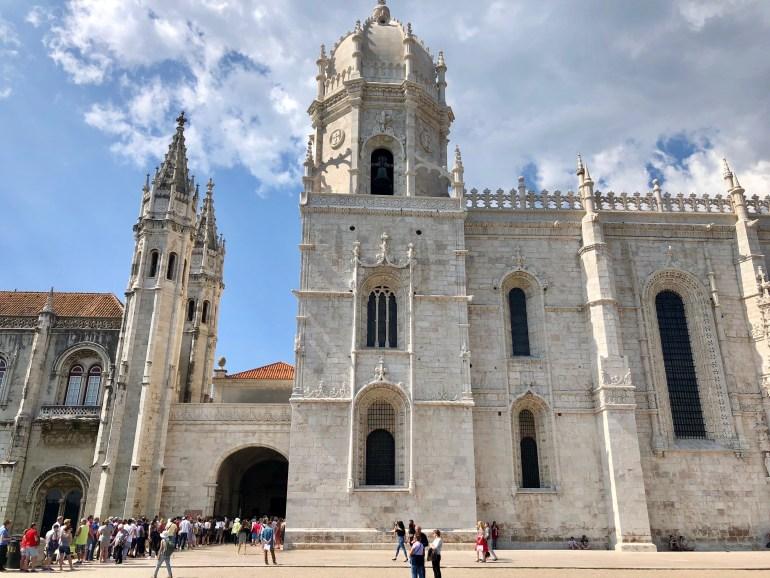 Unesco kláštor Mosteiro dos Jerónimos