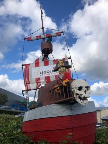 Vitajte v Lego Holiday Village