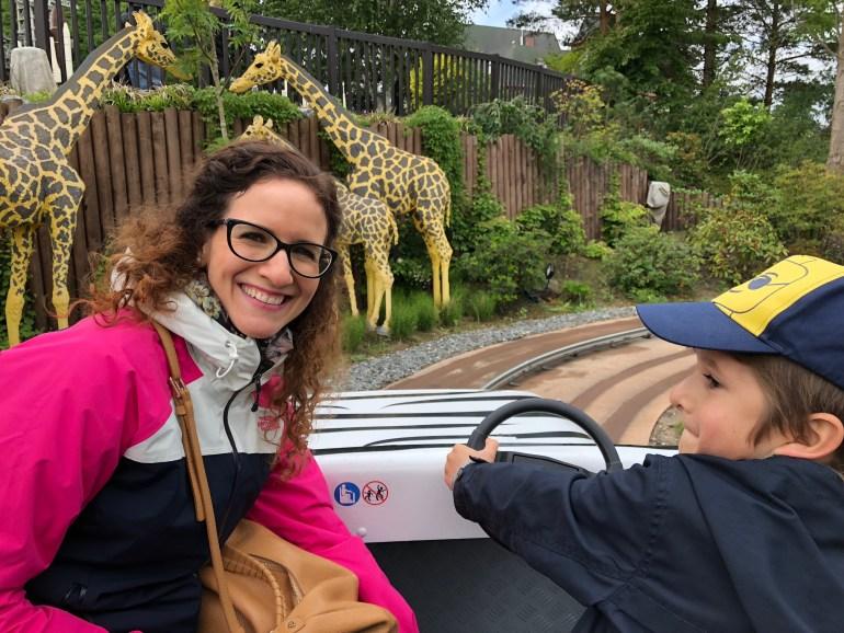Safari v Legolande