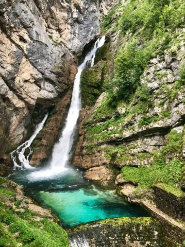 Vodopád Savica