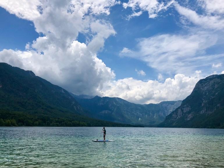 Jazero Bohinj