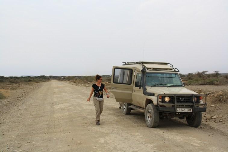 Vyrážame do Serengeti