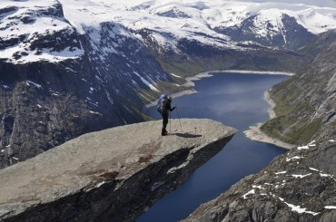 Mišo v Nórsku