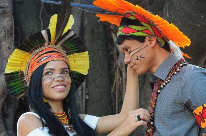 Resultado de imagem para indígena formado em medicina da UFMG