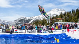 Pond Skim World Cup