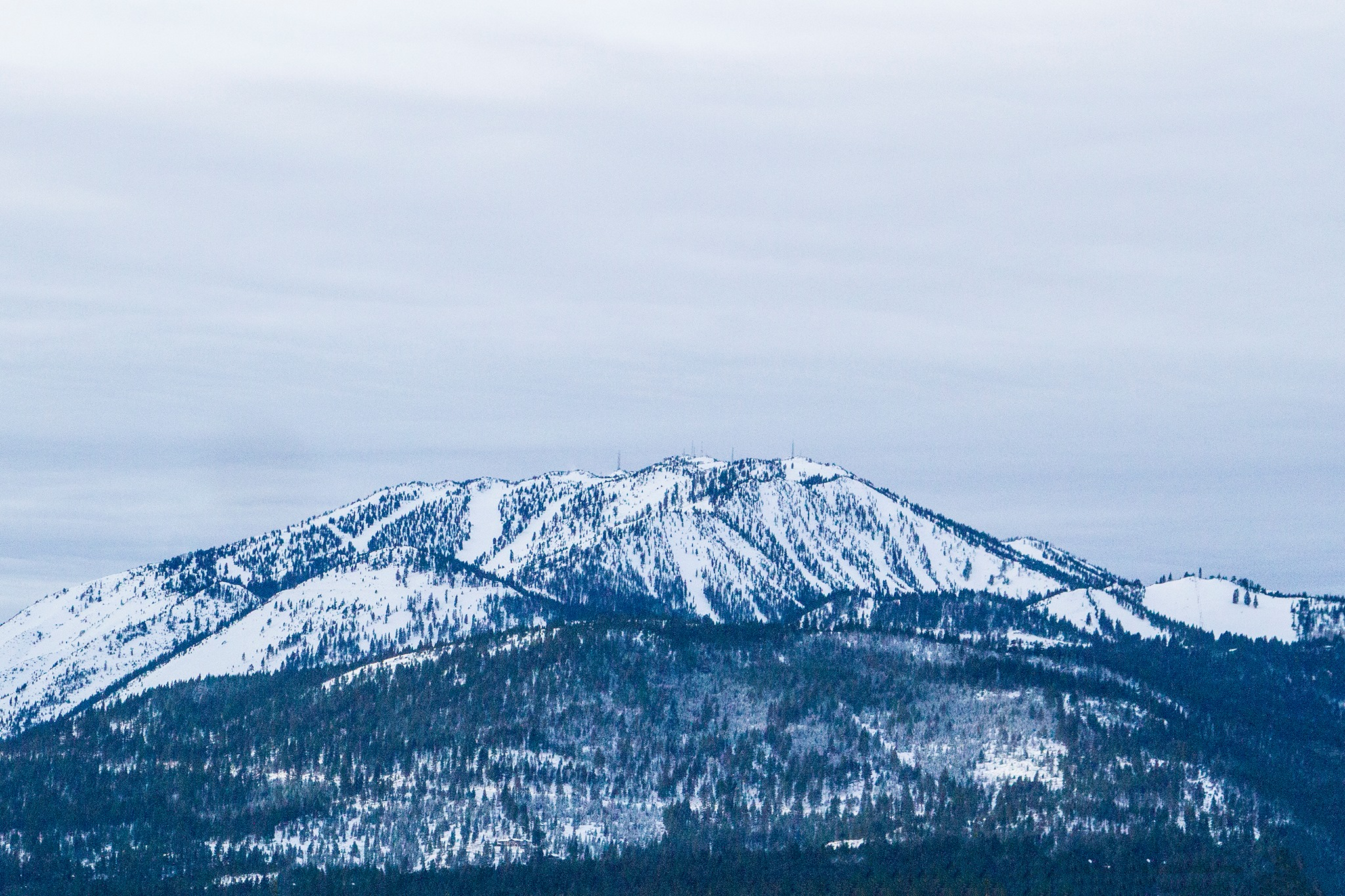 After 45-years owners announce that Mount Rose Ski Tahoe is for sale. PHOTO: Courtesy of Mount Rose.