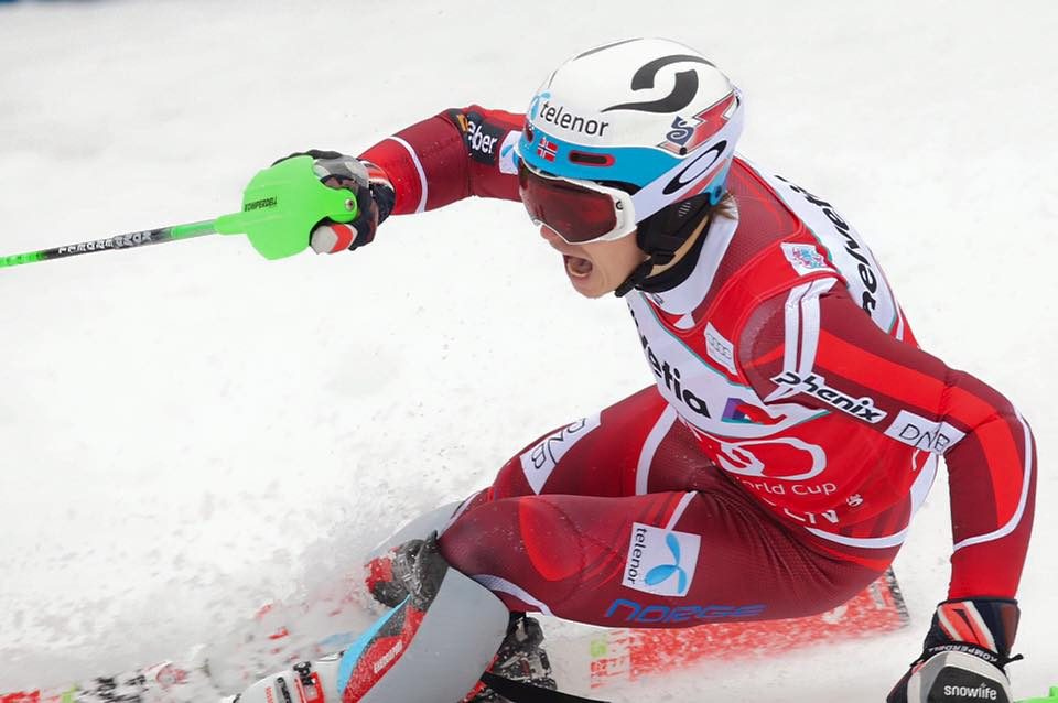 Racer takes turn at World Cup