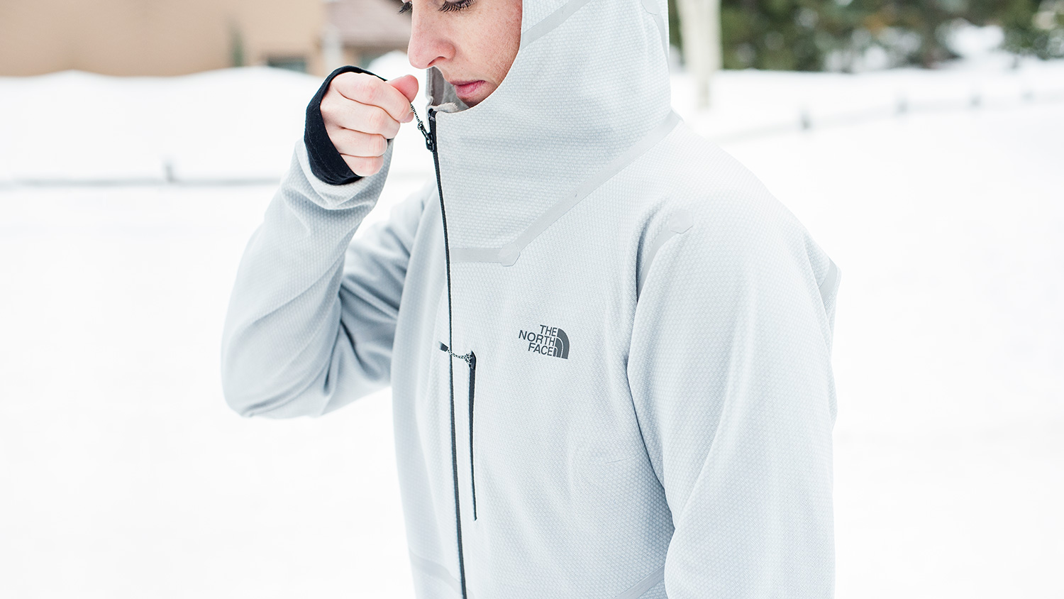 Caliber Suffocate cut back  The North Face Fleece Built for the Backcountry | POWDER Magazine