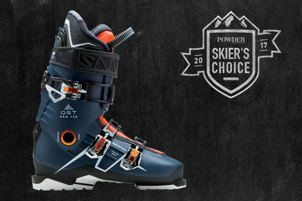 Ski Boots for Inbounds and Out | POWDER Magazine