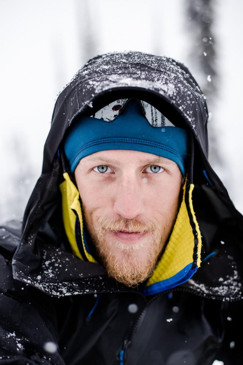 45.5; Powder Profile; Bjarne Salen; Photo: Bruno Long