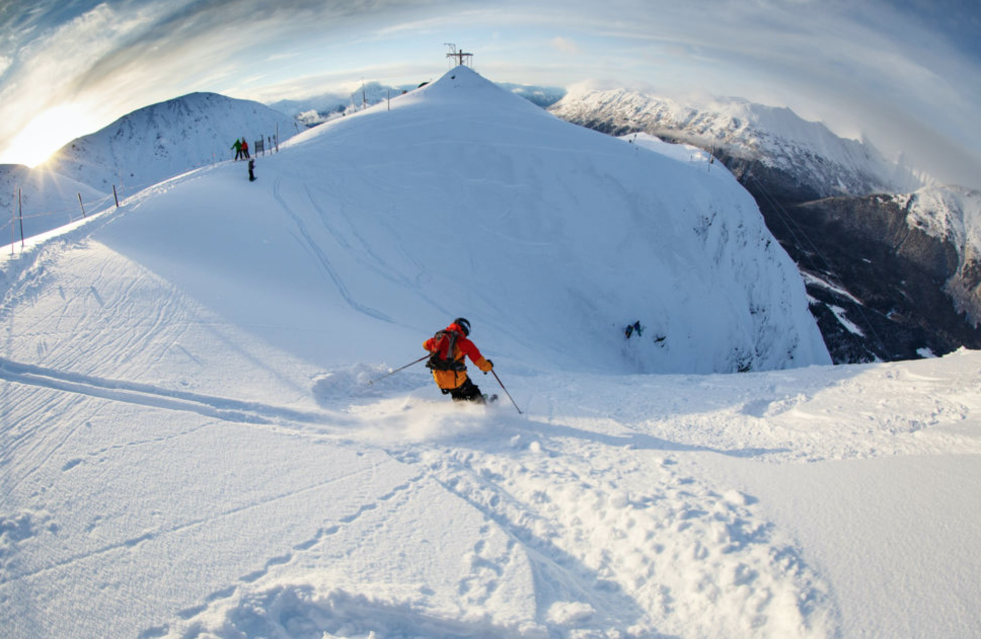 Dive Into Alyeska S Steepest And Deepest Terrain