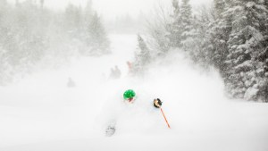 Storm Dispatch: Sugarloaf, Maine