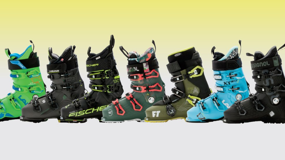 2149ec5b4 The Best Hybrid Ski Boots with Walk Mode of the 2019 | POWDER