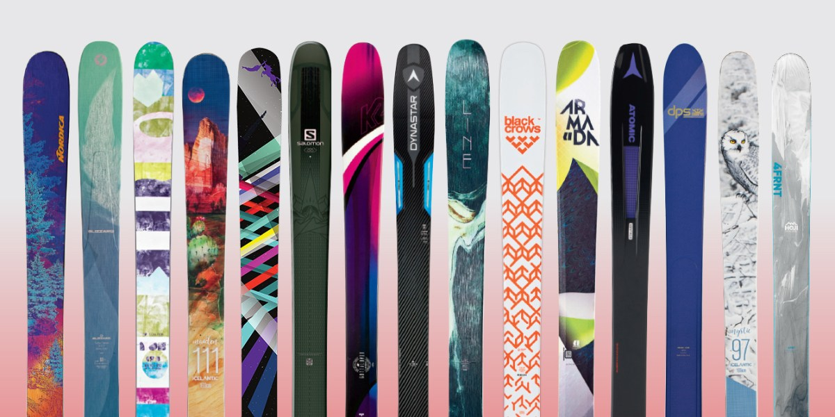 The Best Women's Skis of 2019 | POWDER