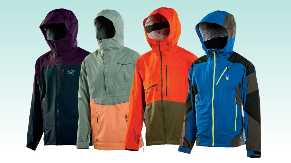 Best Rain Jacket 2020 The Best Men's Skis Jackets of 2019 | POWDER Magazine