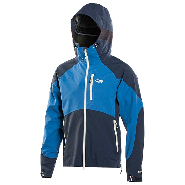 Why We Love the Outdoor Research Hemispheres Jacket and Bib | POWDER