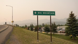 Wildfires, Whitefish, Montana, fire season