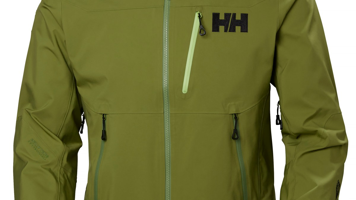 Helly Hansen's New Backcountry Kit Can Hang