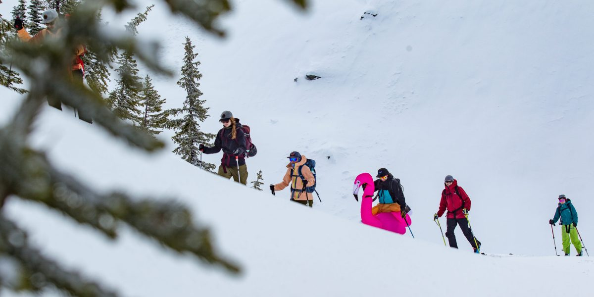 Skiing is Better Without Performance Trackers