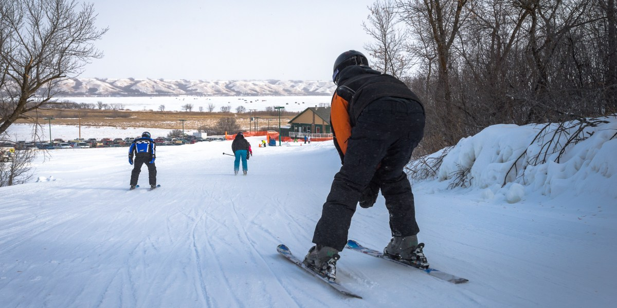 I Am a Black Woman Who Learned to Ski at 50