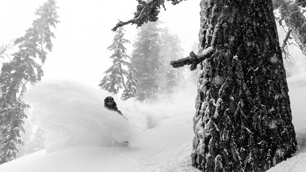 40-Plus Inches of Snow Headed to Tahoe This Weekend