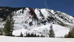 Crested Butte avalanche
