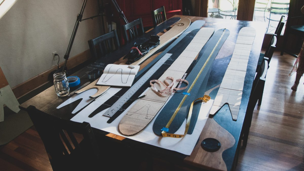 How to Design Your Own Top Sheet, With Eric Pollard