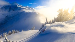 Essential Ski Photos from One of The World's Deepest Snowpacks