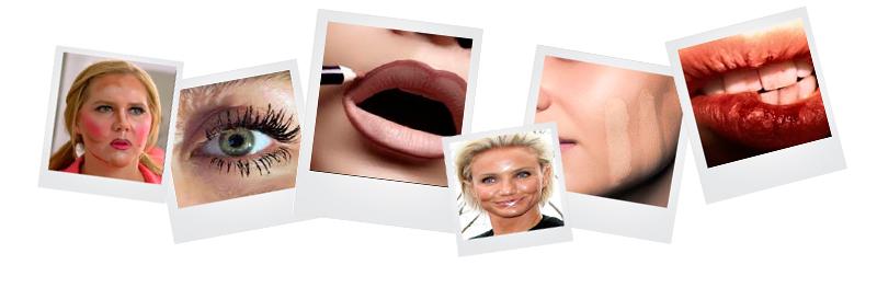 Pay attention!  10 makeup brølere du skal undgå…..