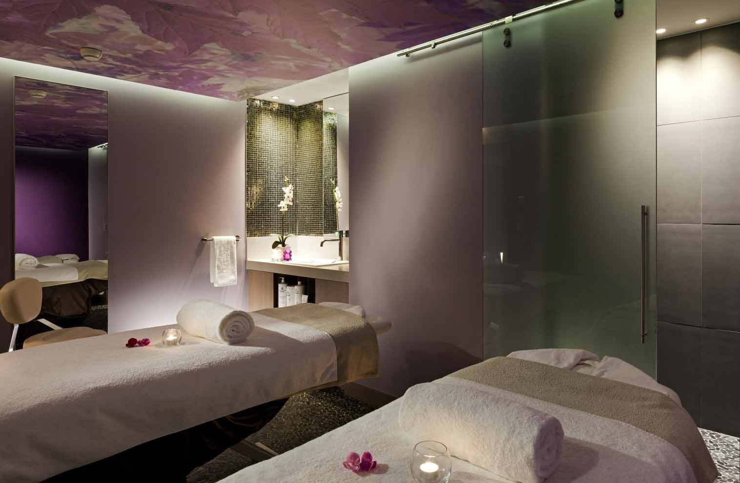 Val DIsere Spa Guide Luxury In Val DIsere PowderBeds
