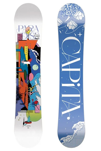CaPiTA Paradise Snowboard 2022