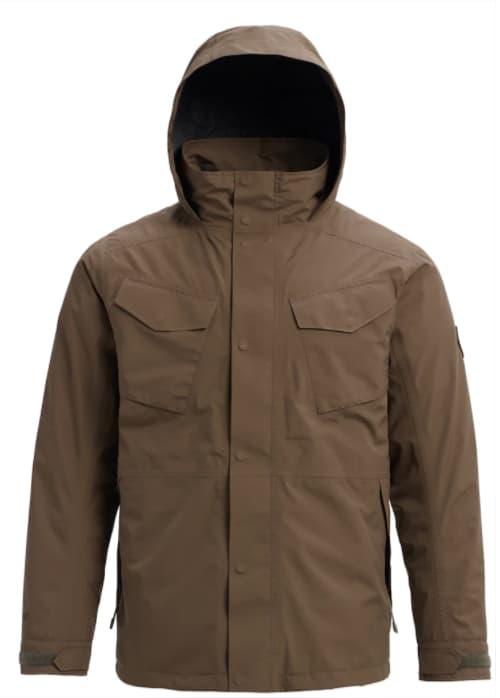 Burton Edgecomb Jacket Mens