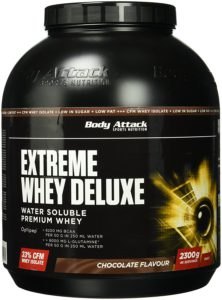 power protein supplements body attack extreme whey protein