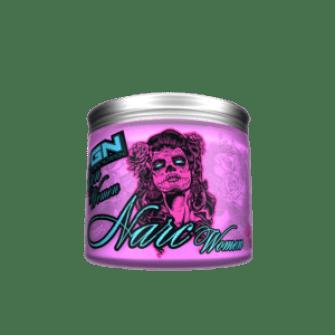 GN Laboratories Narc Women Hardcore Booster messerscharfer Fokus, Maximale Energie