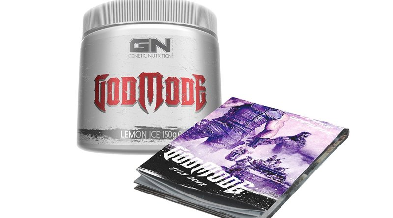 GN Laboratories GODMODE DMHA Booster